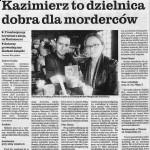 Polska / Gazeta Krakowska, 18-06-2009