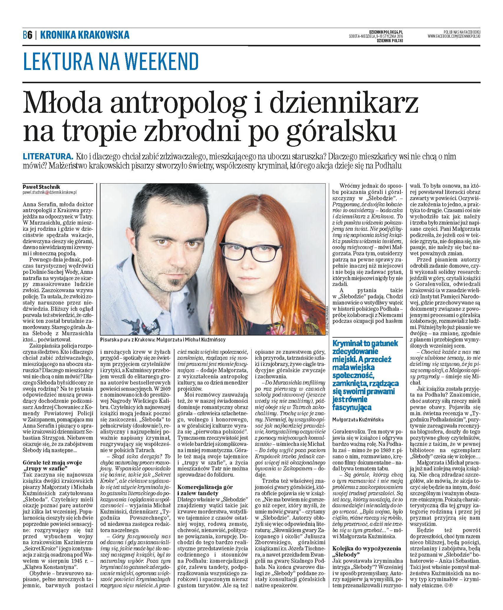 Strony od Dziennik_Polski_Kronika_krakowska_09_01_2016