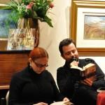 Spotkanie w Galerii Anna, 14 października 2011 r. / fot. Katarzyna Gutowska