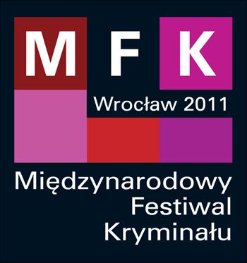 Logo Międzynarodowego Festiwalu Kryminału Wrocław 2011