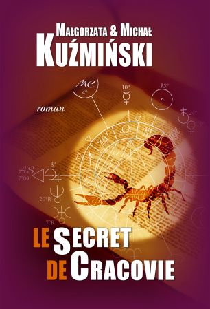 """Le Secret de Cracovie"" - okładka / Laurent JACKEL © 2013"
