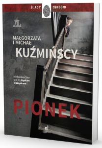 """Małgorzata i Michał Kuźmińscy, """"Pionek"""" - okładka"""
