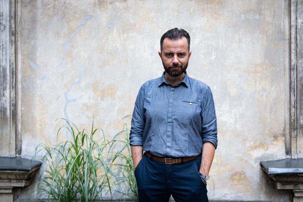 Michał Kuźmiński / fot. Grażyna Makara