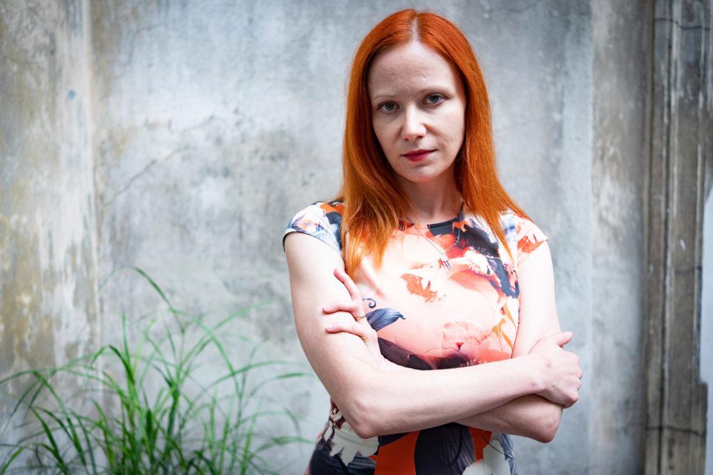 Małgorzata Fugiel-Kuźmińska / fot. Grażyna Makara