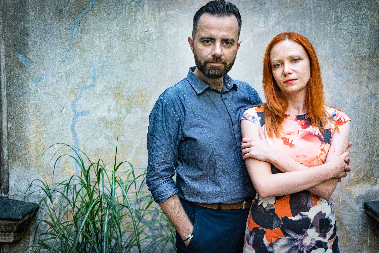 Małgorzata i Michał Kuźmińscy / fot. Grażyna Makara